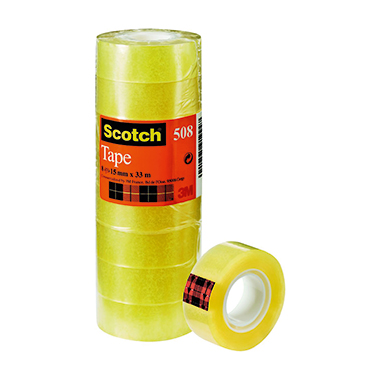 Scotch® Klebefilm 508  25 mm