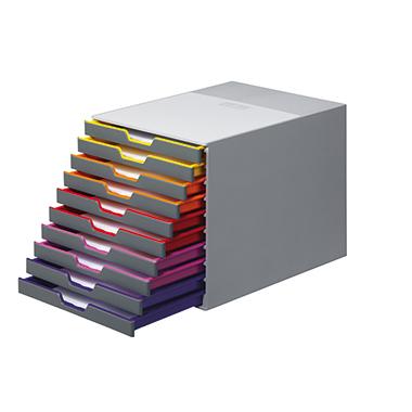 DURABLE Schubladenbox VARICOLOR® 10
