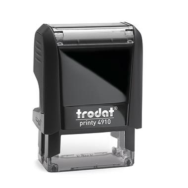 trodat® Textstempel Printy 4910  inkl. Gutschein für Textplatte