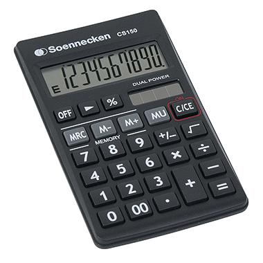 Soennecken Taschenrechner CS150