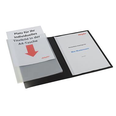 dataplus® Präsentationsmappe Slide S