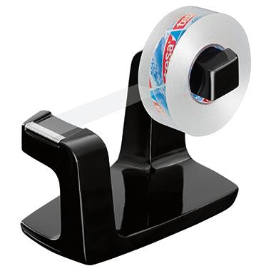 tesa® Tischabroller Easy Cut® Frame  schwarz