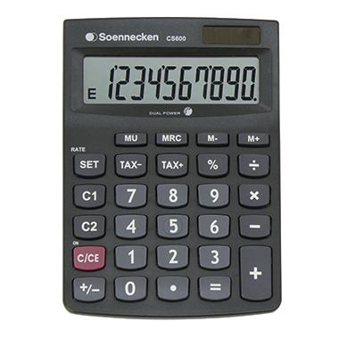 Soennecken Taschenrechner CS600