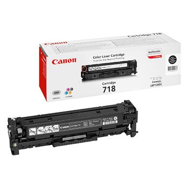 Canon Toner  718BK