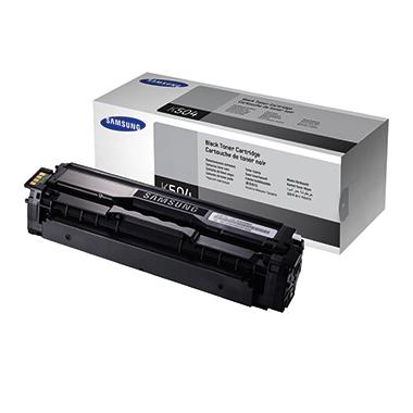 Samsung Toner  K504 schwarz