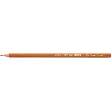 Faber-Castell Bleistift 1117  ohne Radierer