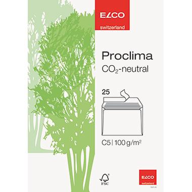 ELCO Versandtasche Proclima ohne Fenster  DIN C5