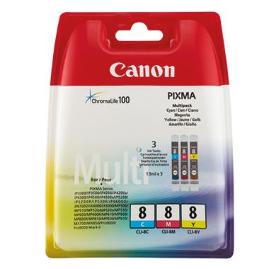 Canon Tintenpatrone CLI8
