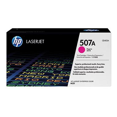 HP Toner 507A magenta