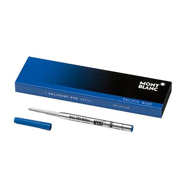 Montblanc Kugelschreibermine PACIFIC BLUE  1 mm