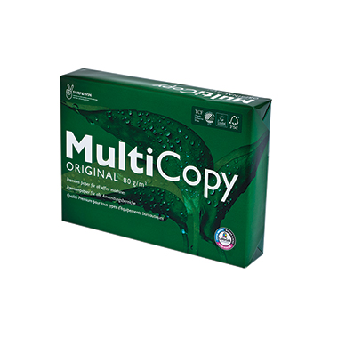 MULTICOPY THE RELIABLE PAPER Multifunktionspapier Original  250 Bl./Pack.