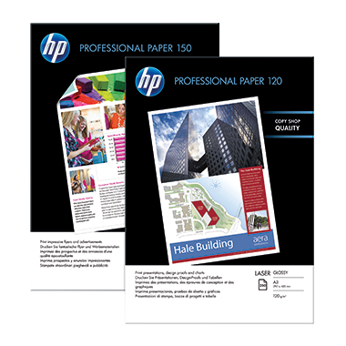 HP Fotopapier Professional  120 g/m²