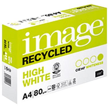 Image Kopierpapier Recycled  hochweiß