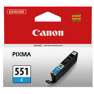 Canon Tintenpatrone CLI551C