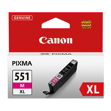 Canon Tintenpatrone CLI551XLM
