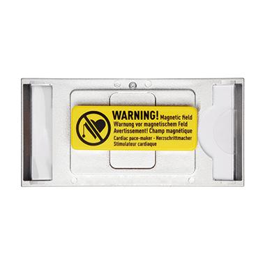 DURABLE Namensschild CLASSIC Magnet