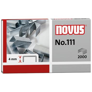 NOVUS Heftklammer  No. 111