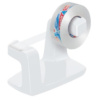 tesa® Tischabroller Easy Cut® Frame  weiß