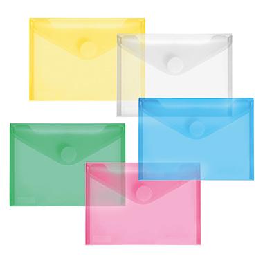 FolderSys Sammelhülle  DIN A6 quer dokumentenecht