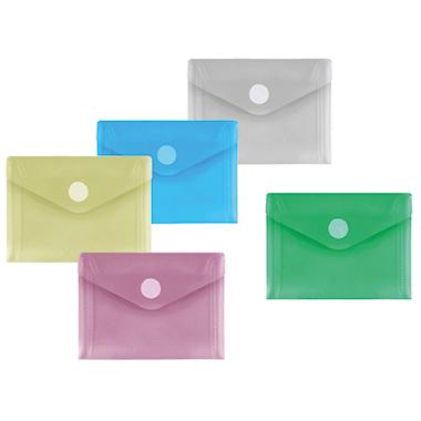 FolderSys Sammelhülle DIN A7 quer dokumentenecht