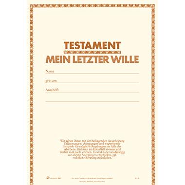 RNK Testament Brief
