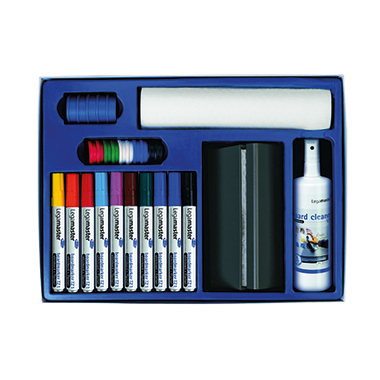 Legamaster Starterset Magnettafel Professional Kit