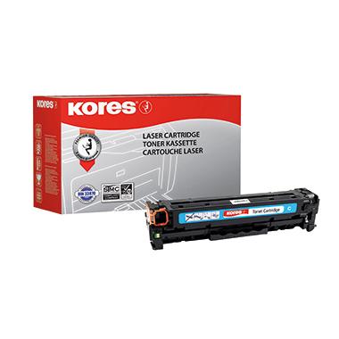 Kores Toner HP CC531A
