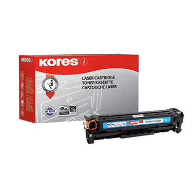 Kores Toner  HP CE411A