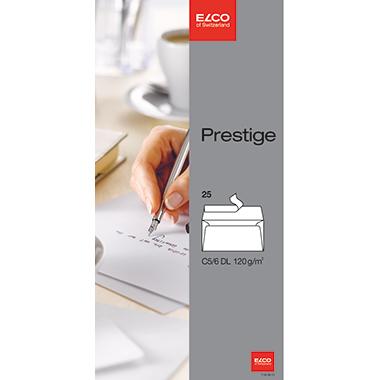 ELCO Briefumschlag Prestige ohne Fenster  25 St./Pack.