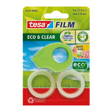 tesa® Handabroller Mini ecoLogo®