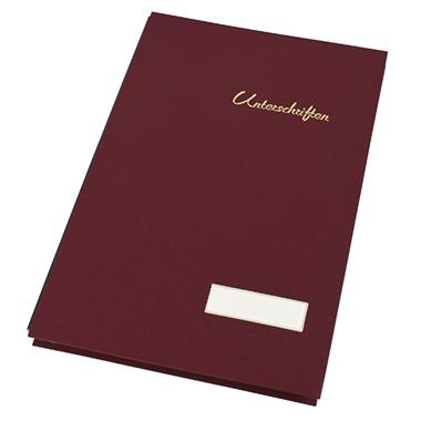 Soennecken Unterschriftenmappe DIN A4