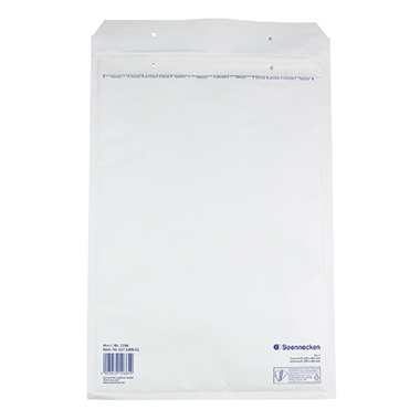Soennecken Luftpolstertasche  J/6 weiß