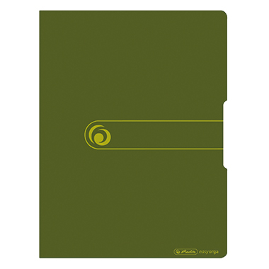 Herlitz Sichtbuch easy orga to go green