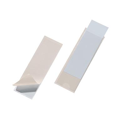 DURABLE Selbstklebetasche POCKETFIX®  40 x 125 mm (B x H)