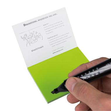 Moderationskarte Notes S Rechteck