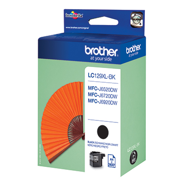 Brother Tintenpatrone LC129XLBK