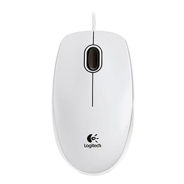 Logitech Optische PC Maus B100