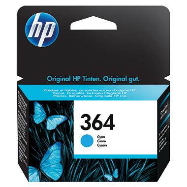 HP Tintenpatrone  364 ca. 300 Seiten
