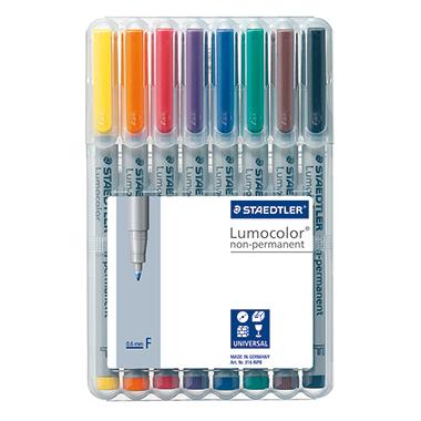 STAEDTLER® Folienstift Lumocolor® non-permanent 316  8 St./Pack.