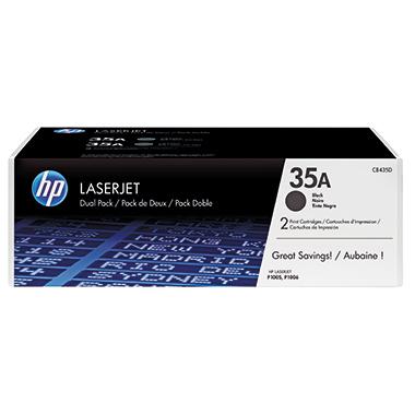 HP Toner 35A  ca. 2 x 1.500 Seiten