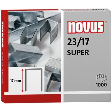 NOVUS Heftklammer  140 Bl. (80 g/m²)