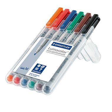 STAEDTLER® Folienstift Lumocolor® non-permanent 315  6 St./Pack.