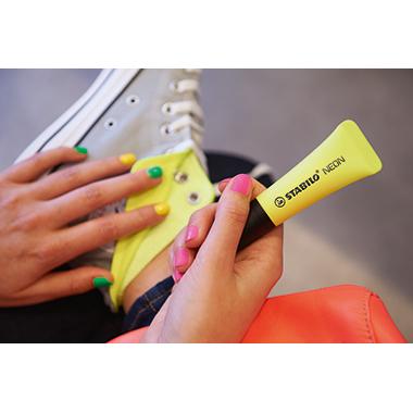 STABILO® Textmarker NEON