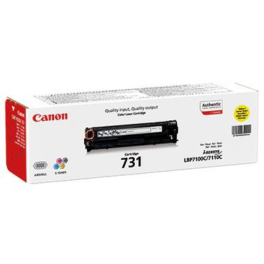 Canon Toner  731Y