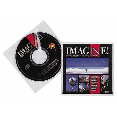 DURABLE CD/DVD Hülle