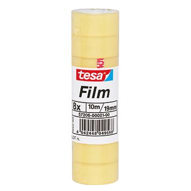 tesa® Klebefilm standard  25 mm 8 St./Pack.