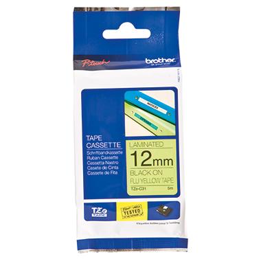 P-touch Schriftbandkassette TZe-C31