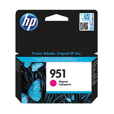 HP Tintenpatrone  951 magenta