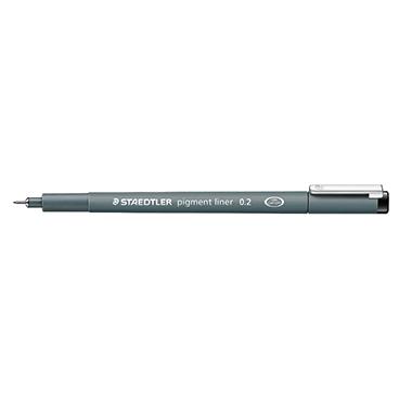 STAEDTLER® Fineliner Pigment liner 308  0,2 mm