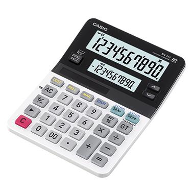 CASIO® Tischrechner MV-210